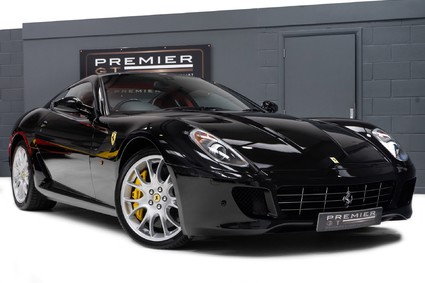 Ferrari 599 GTB FIORANO F1 6.0 V12. NOW SOLD. CALL US TODAY TO SELL YOUR FERRARI.