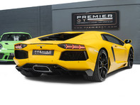 Lamborghini Aventador LP700-4 6.5 V12 COUPE, GREAT SPEC, £10K OPTIONAL PAINT, GLASS ENGINE COVER 6