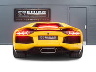 Lamborghini Aventador LP700-4 6.5 V12 COUPE, GREAT SPEC, £10K OPTIONAL PAINT, GLASS ENGINE COVER 7