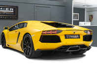 Lamborghini Aventador LP700-4 6.5 V12 COUPE, GREAT SPEC, £10K OPTIONAL PAINT, GLASS ENGINE COVER 8