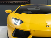 Lamborghini Aventador LP700-4 6.5 V12 COUPE, GREAT SPEC, £10K OPTIONAL PAINT, GLASS ENGINE COVER 14