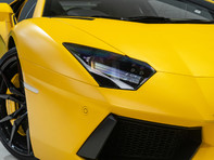 Lamborghini Aventador LP700-4 6.5 V12 COUPE, GREAT SPEC, £10K OPTIONAL PAINT, GLASS ENGINE COVER 15