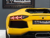 Lamborghini Aventador LP700-4 6.5 V12 COUPE, GREAT SPEC, £10K OPTIONAL PAINT, GLASS ENGINE COVER 26