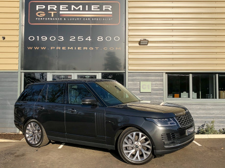 Land Rover Range Rover 5.0 V8 SUPERCHARGED AUTOBIOGRAPHY. NOW SOLD. SIMILAR VEHICLES REQUIRED. 52