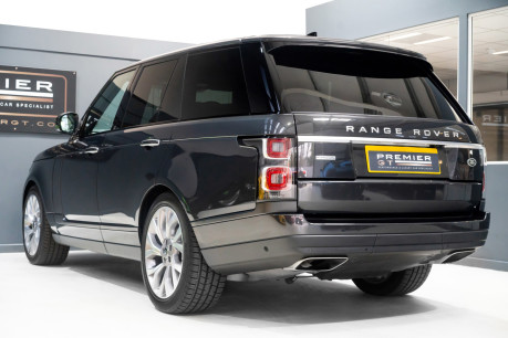 Land Rover Range Rover 5.0 V8 SUPERCHARGED AUTOBIOGRAPHY. NOW SOLD. SIMILAR VEHICLES REQUIRED. 7