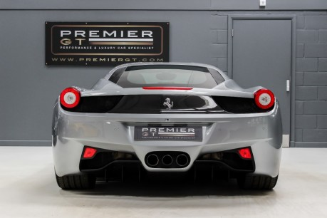 Ferrari 458 ITALIA 4.5 V8 DCT COUPE. SORRY, THIS VEHICLE IS NOW SOLD. 7
