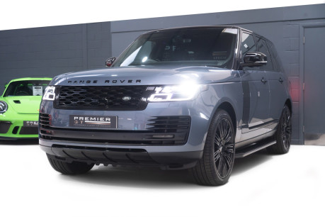 Land Rover Range Rover 5.0 V8 SUPERCHARGED AUTOBIOGRAPHY. NOW SOLD. SIMILAR VEHICLES REQUIRED. 3