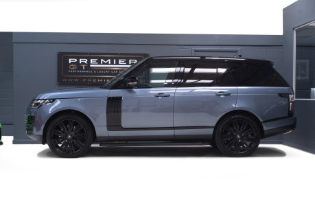 Land Rover Range Rover 5.0 V8 SUPERCHARGED AUTOBIOGRAPHY. NOW SOLD. SIMILAR VEHICLES REQUIRED. 4