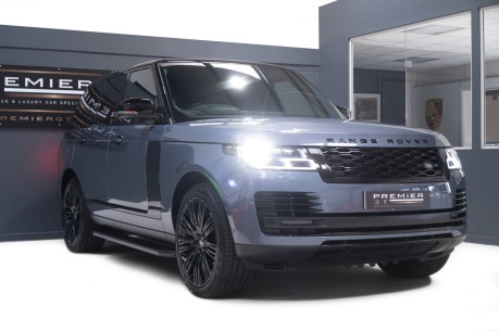Land Rover Range Rover 5.0 V8 SUPERCHARGED AUTOBIOGRAPHY. NOW SOLD. SIMILAR VEHICLES REQUIRED. 8