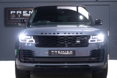 Land Rover Range Rover 5.0 V8 SUPERCHARGED AUTOBIOGRAPHY. NOW SOLD. SIMILAR VEHICLES REQUIRED. 17