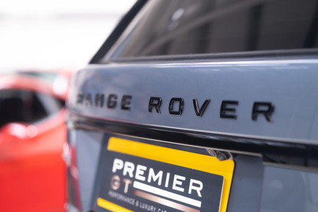 Land Rover Range Rover 5.0 V8 SUPERCHARGED AUTOBIOGRAPHY. NOW SOLD. SIMILAR VEHICLES REQUIRED. 26