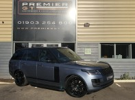 Land Rover Range Rover 5.0 V8 SUPERCHARGED AUTOBIOGRAPHY. NOW SOLD. SIMILAR VEHICLES REQUIRED. 56