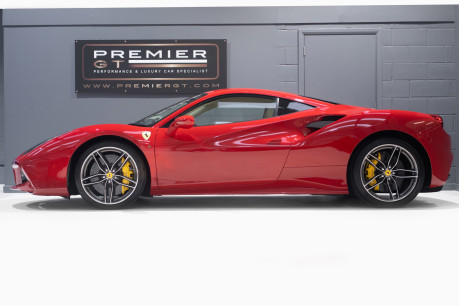 Ferrari 488 GTB 3.9 COUPE. SORRY, NOW SOLD. SIMILAR VEHICLES REQUIRED. 4