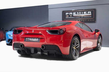 Ferrari 488 3.9 COUPE. FANTASTIC SPEC, FERRARI SERVICE PACK UNTIL 2023 5