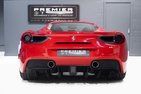 Ferrari 488 3.9 COUPE. FANTASTIC SPEC, FERRARI SERVICE PACK UNTIL 2023 6