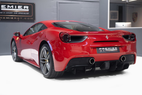 Ferrari 488 3.9 COUPE. FANTASTIC SPEC, FERRARI SERVICE PACK UNTIL 2023 7