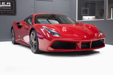 Ferrari 488 3.9 COUPE. FANTASTIC SPEC, FERRARI SERVICE PACK UNTIL 2023 8