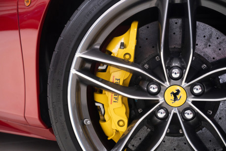 Ferrari 488 3.9 COUPE. NOW SOLD, SIMILAR REQUIRED. PLEASE CALL 01903 254800 11