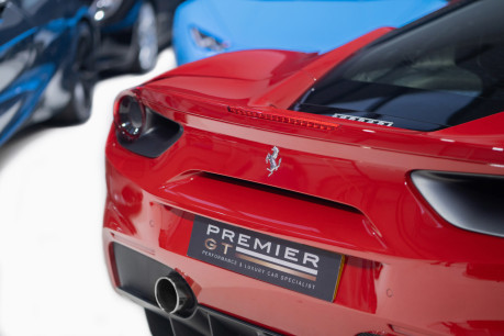 Ferrari 488 3.9 COUPE. NOW SOLD, SIMILAR REQUIRED. PLEASE CALL 01903 254800 26