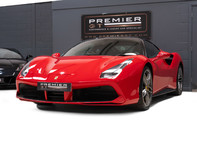 Ferrari 488 GTB 3.9 V8 COUPE, ATELIER CAR. SORRY, NOW SOLD. SIMILAR VEHICLES REQUIRED. 3
