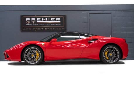 Ferrari 488 GTB 3.9 V8 COUPE, ATELIER CAR. SORRY, NOW SOLD. SIMILAR VEHICLES REQUIRED. 4
