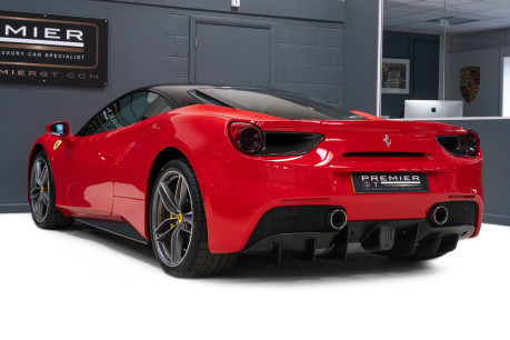 Ferrari 488 GTB 3.9 V8 COUPE, ATELIER CAR. SORRY, NOW SOLD. SIMILAR VEHICLES REQUIRED. 7
