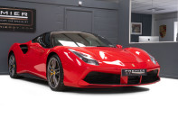 Ferrari 488 GTB 3.9 V8 COUPE, ATELIER CAR. SORRY, NOW SOLD. SIMILAR VEHICLES REQUIRED. 8