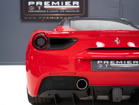 Ferrari 488 GTB 3.9 V8 COUPE, ATELIER CAR. SORRY, NOW SOLD. SIMILAR VEHICLES REQUIRED. 24