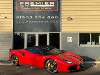 Ferrari 488 GTB 3.9 V8 COUPE, ATELIER CAR. SORRY, NOW SOLD. SIMILAR VEHICLES REQUIRED. 59