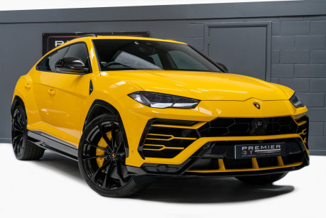 Lamborghini Urus 4.0 V8 TWIN-TURBO, HUGE SPEC. SORRY, NOW SOLD. SIMILAR VEHICLES REQUIRED. 1
