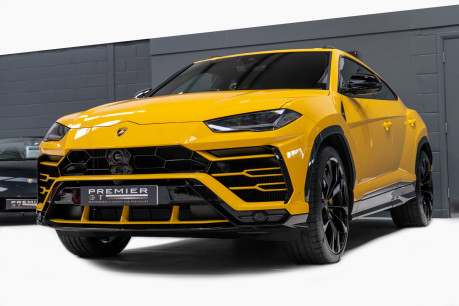 Lamborghini Urus 4.0 V8 TWIN-TURBO, HUGE SPEC. SORRY, NOW SOLD. SIMILAR VEHICLES REQUIRED. 3