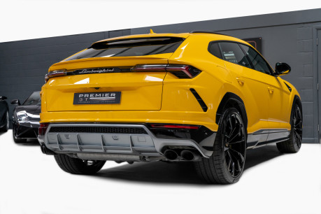 Lamborghini Urus 4.0 V8 TWIN-TURBO, HUGE SPEC. SORRY, NOW SOLD. SIMILAR VEHICLES REQUIRED. 5