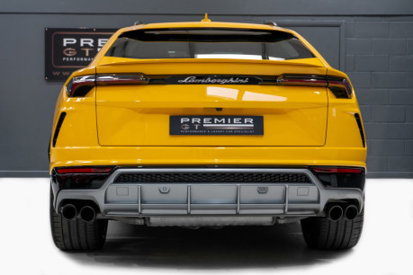 Lamborghini Urus 4.0 V8 TWIN-TURBO, HUGE SPEC. SORRY, NOW SOLD. SIMILAR VEHICLES REQUIRED. 6