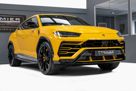 Lamborghini Urus 4.0 V8 TWIN-TURBO, HUGE SPEC. SORRY, NOW SOLD. SIMILAR VEHICLES REQUIRED. 8