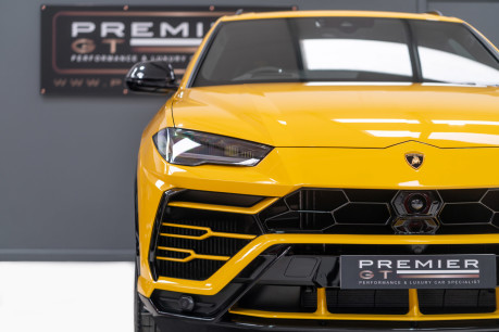 Lamborghini Urus 4.0 V8 TWIN-TURBO, HUGE SPEC. SORRY, NOW SOLD. SIMILAR VEHICLES REQUIRED. 12