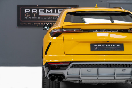 Lamborghini Urus 4.0 V8 TWIN-TURBO, HUGE SPEC. SORRY, NOW SOLD. SIMILAR VEHICLES REQUIRED. 20