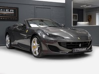 Ferrari Portofino 3.9 V8 CONVERTIBLE, £21,000 OF OPTIONS. NOW SOLD. SIMILAR VEHICLES REQUIRED 8