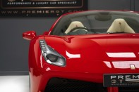 Ferrari 488 3.9 V8 TWIN-TURBO SPIDER, FERRARI WARRANTY TO APRIL 2022, SUSPENSION LIFTER 10