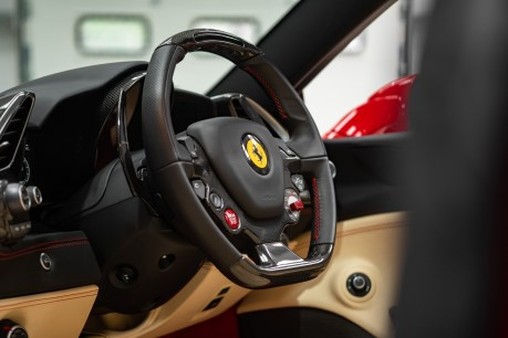 Ferrari 488 3.9 V8 TWIN-TURBO SPIDER, FERRARI WARRANTY TO APRIL 2022, SUSPENSION LIFTER 57