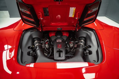 Ferrari 488 3.9 V8 TWIN-TURBO SPIDER, FERRARI WARRANTY TO APRIL 2022, SUSPENSION LIFTER 64