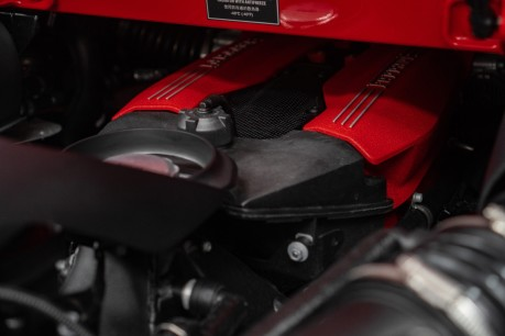 Ferrari 488 3.9 V8 TWIN-TURBO SPIDER, FERRARI WARRANTY TO APRIL 2022, SUSPENSION LIFTER 66