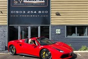 Ferrari 488 3.9 V8 TWIN-TURBO SPIDER. NOW SOLD. CALL US TODAY TO SELL YOUR FERRARI, 69