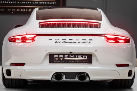 Porsche 911 CARRERA 4 GTS 3.0 PDK. SORRY, NOW SOLD. CALL US TODAY TO SELL YOUR PORSCHE. 12