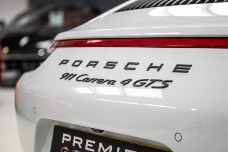 Porsche 911 CARRERA 4 GTS 3.0 PDK. SORRY, NOW SOLD. CALL US TODAY TO SELL YOUR PORSCHE. 22