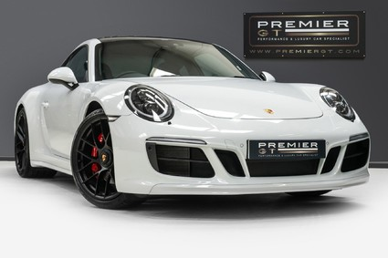 Porsche 911 CARRERA 4 GTS 3.0 PDK, PORSCHE WARRANTY TO JUNE 2020, GTS INTERIOR PACKAGE
