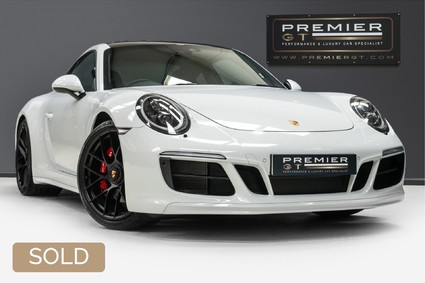Porsche 911 CARRERA 4 GTS 3.0 PDK. SORRY, NOW SOLD. CALL US TODAY TO SELL YOUR PORSCHE.