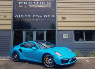 Porsche 911 3.8 TURBO S PDK COUPE, £13,700 OF OPTIONS, PORSCHE WARRANTY TO 28/03/2021 68