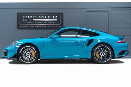 Porsche 911 3.8 TURBO S PDK COUPE, £13,700 OF OPTIONS, PORSCHE WARRANTY TO 28/03/2021 4