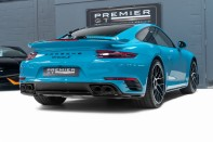 Porsche 911 3.8 TURBO S PDK COUPE, £13,700 OF OPTIONS, PORSCHE WARRANTY TO 28/03/2021 5