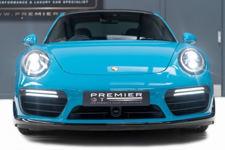 Porsche 911 3.8 TURBO S PDK COUPE, £13,700 OF OPTIONS, PORSCHE WARRANTY TO 28/03/2021 21